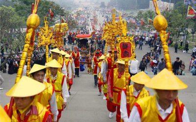 Hung Kings Temple Festival 2016
