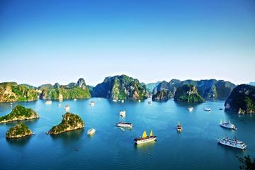 5D4N Hanoi-Halong Bay-Saigon with Indonesian speaking guide