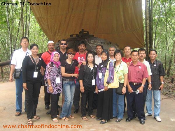 4D3N HCM MALAYSIA MUSLIM PACKAGE TOUR | Charms Of Indochina, Travel in Indochina