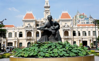 HALF DAY HO CHI MINH CITY TOUR