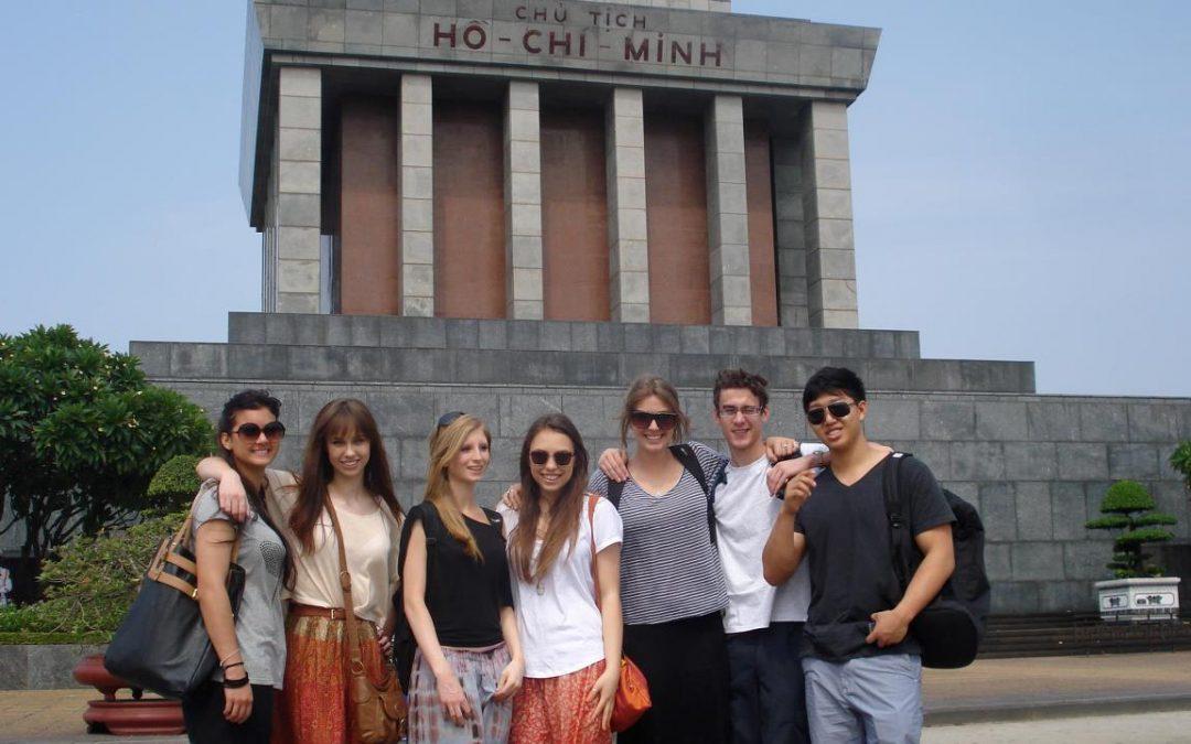 15 days Vietnam School tour