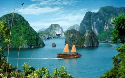 A DAY TO HALONG BAY