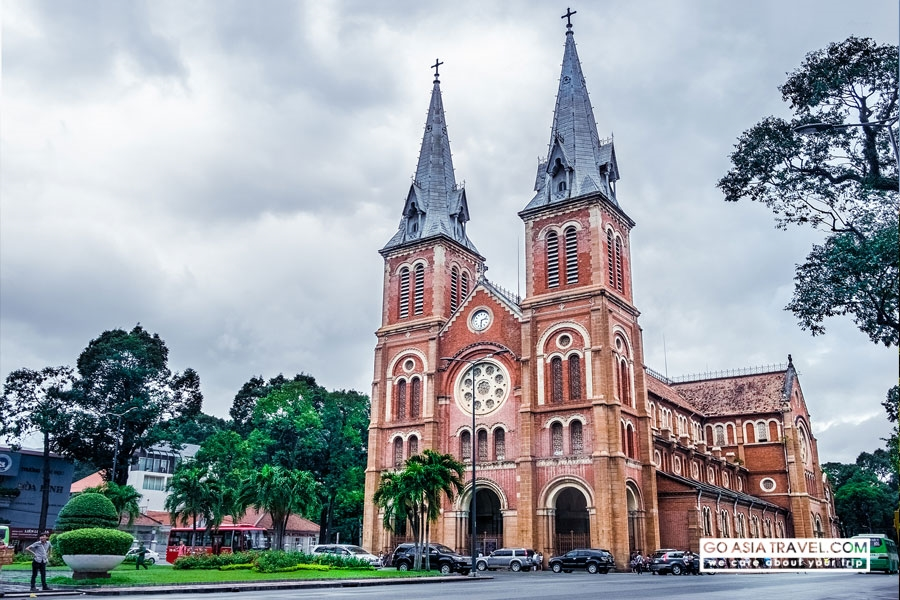 FULL DAY HO CHI MINH CITY TOUR