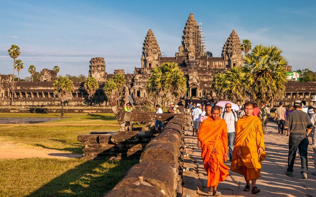 14 Days/13 Nights Vietnam – Cambodia Package